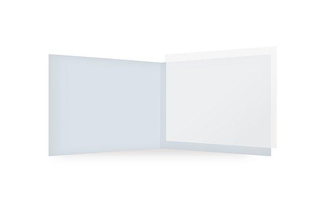 Einlegeblätter Blanko