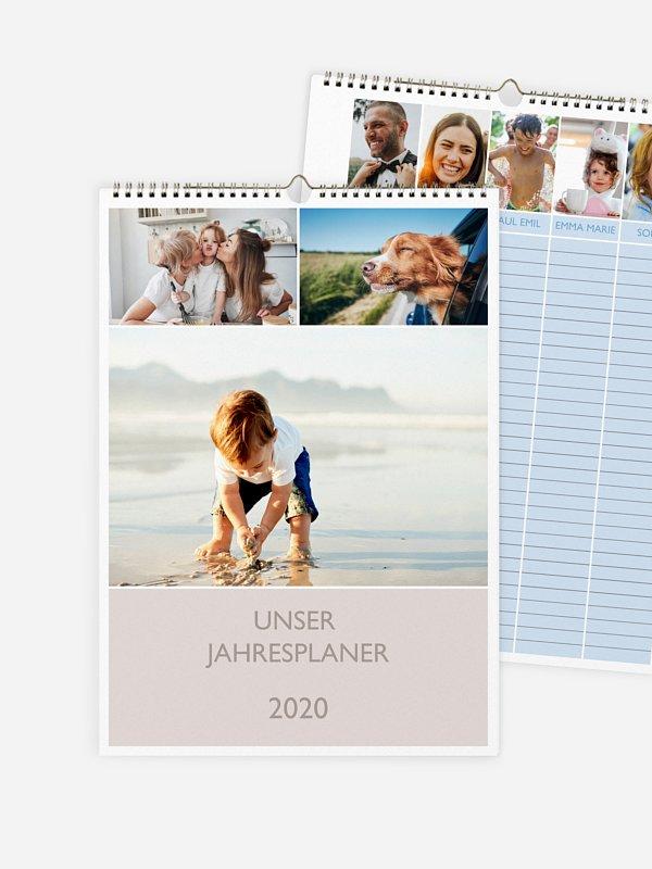 Familienkalender Alles im Blick