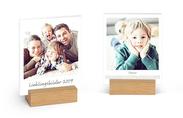 Fotokalender Polaroidbild