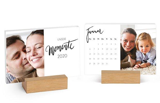Fotokalender Modern Lettering