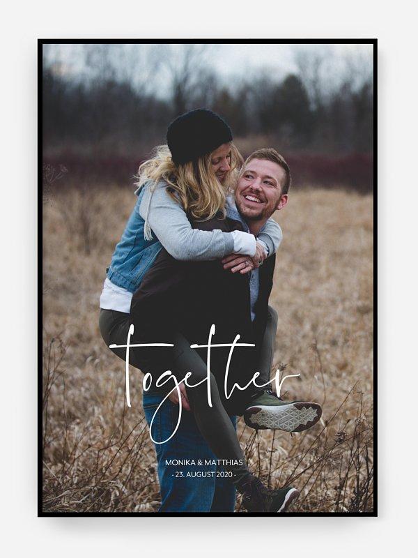 Poster We Together