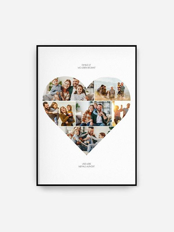 Poster Ostern Im Herzen