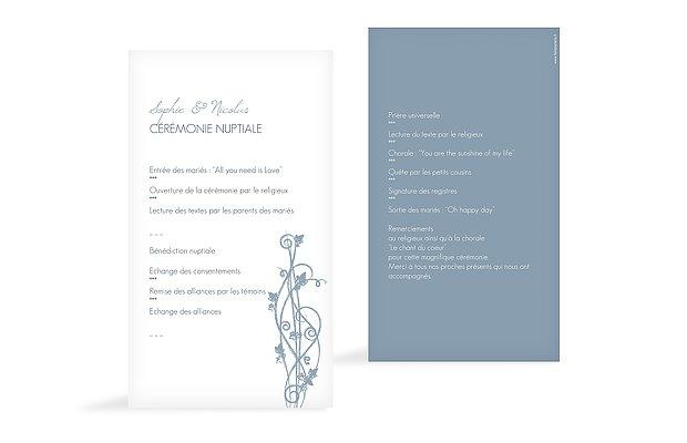 livret de messe mariage sarment - Exemple Remerciement Livret De Messe Mariage
