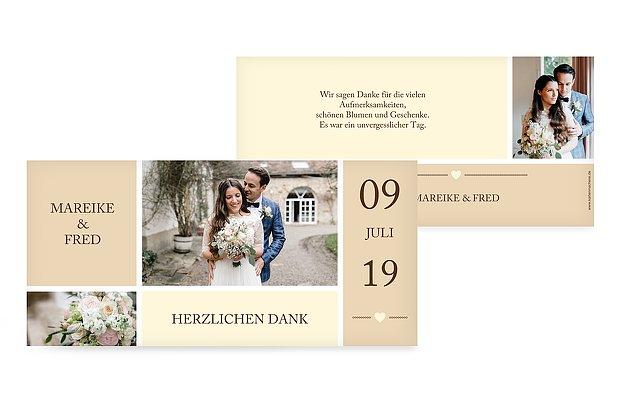 Dankesspruche Zur Hochzeit Schone Spruche Zur Danksagung
