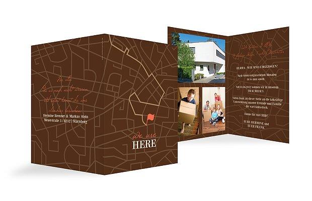 umzugskarte here we are. Black Bedroom Furniture Sets. Home Design Ideas