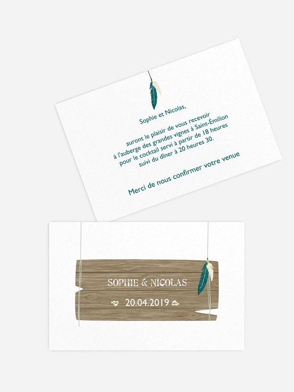 Carton D Invitation Spirit