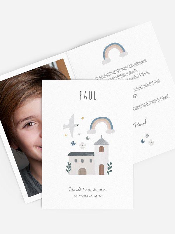 Invitation communion Petite église