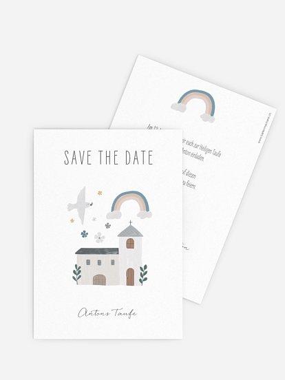 Save the Date Kirche