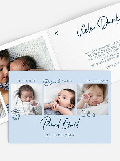 Geburtskarten Für Jungen Die Schönsten Karten Zur Geburt