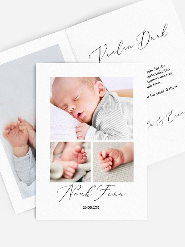 Geburtskarte Liebchen