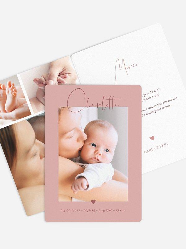 Faire-part naissance Hello little one