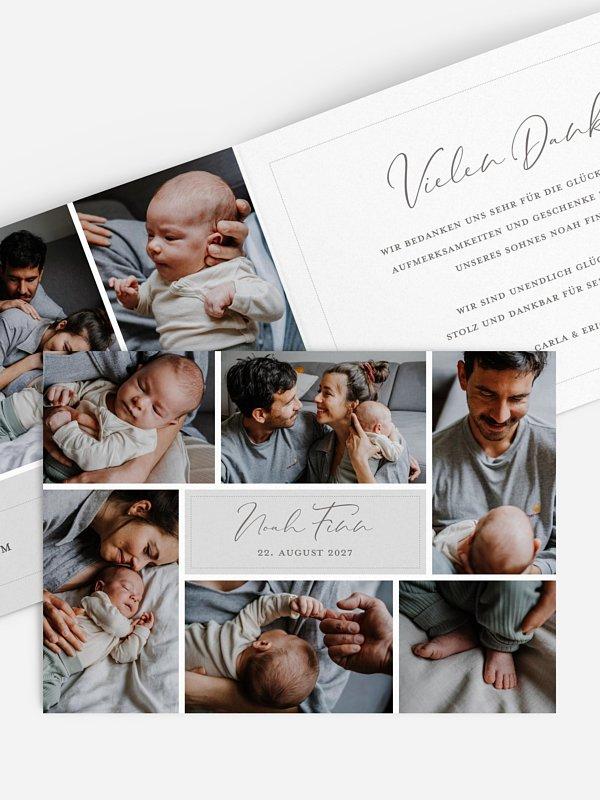 Geburtskarte Darling