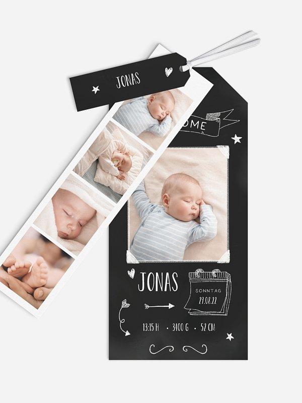 Geburtskarte Tender Love