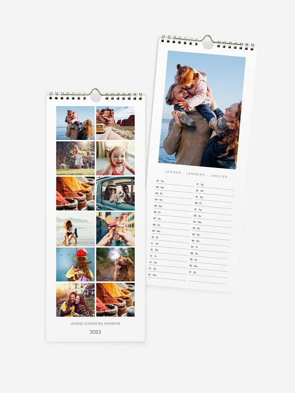 Wandkalender Moments of Love