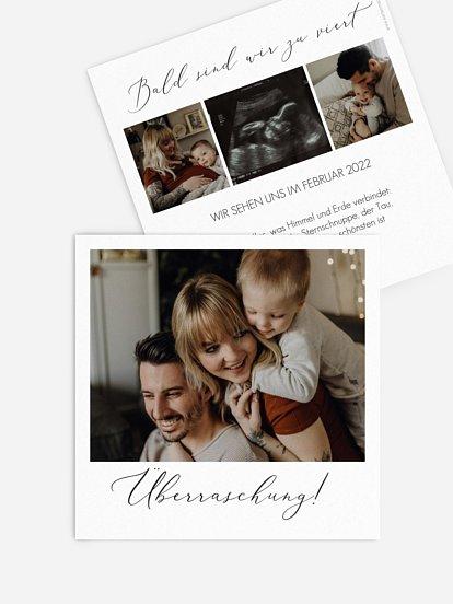 "Schwangerschaftskarten ""Surprise"""