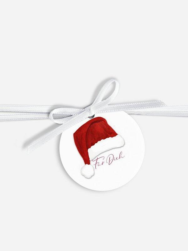 Geschenkeanhänger Weihnachtswichtel