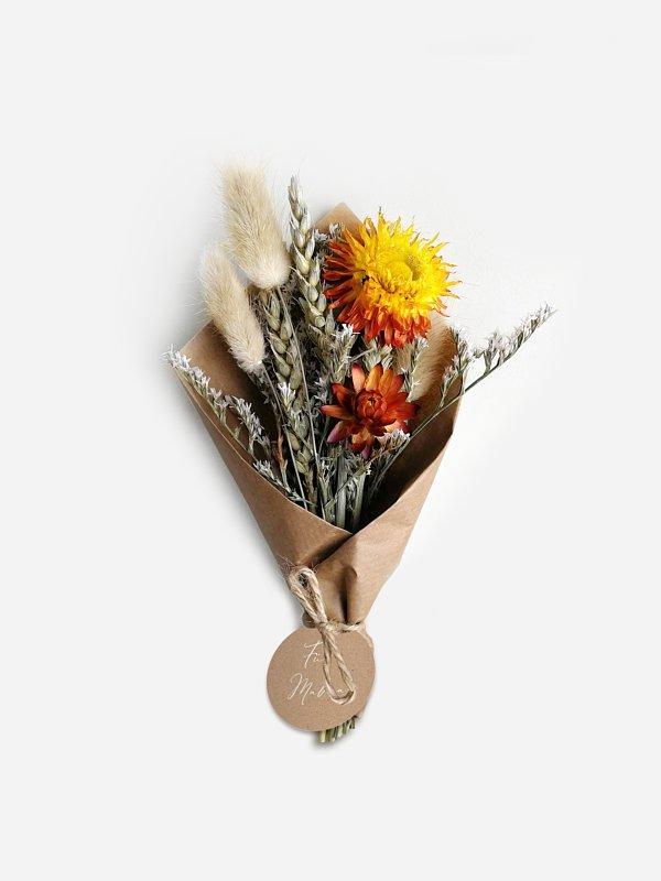 Trockenblumen Blumen für Mama