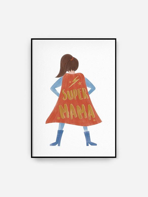 Poster Supermama
