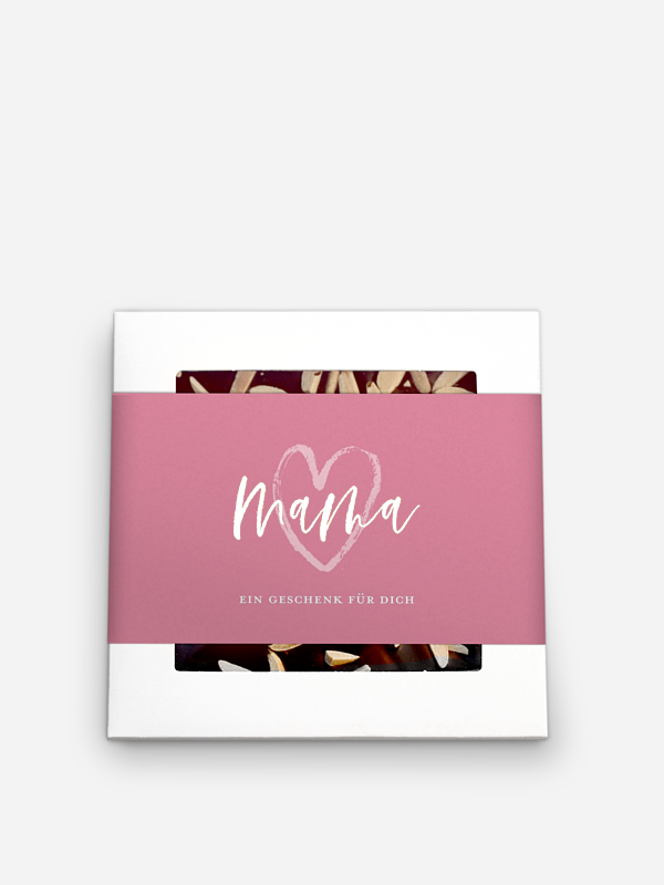Schokolade Muttertag Herzenswünsche