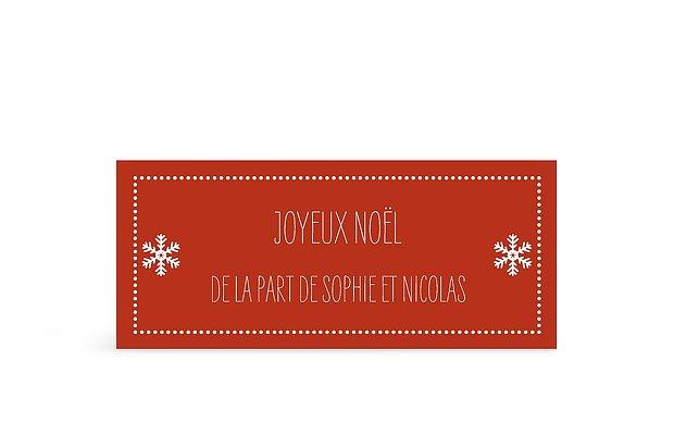 Étiquette cadeau Noël Joyeuses fêtes