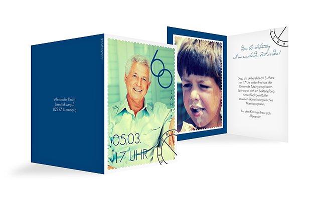 Einladung Zum 60. Geburtstag: Einladungskarten Gestalten, Einladung