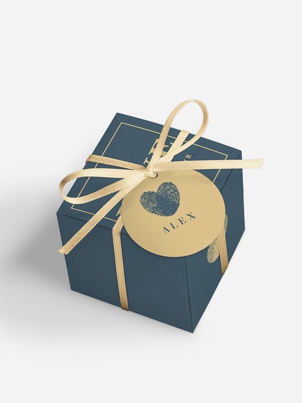 Gastgeschenkbox personalisiert Loveprint