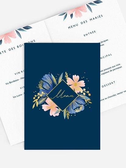 Noble Flowers - dorure