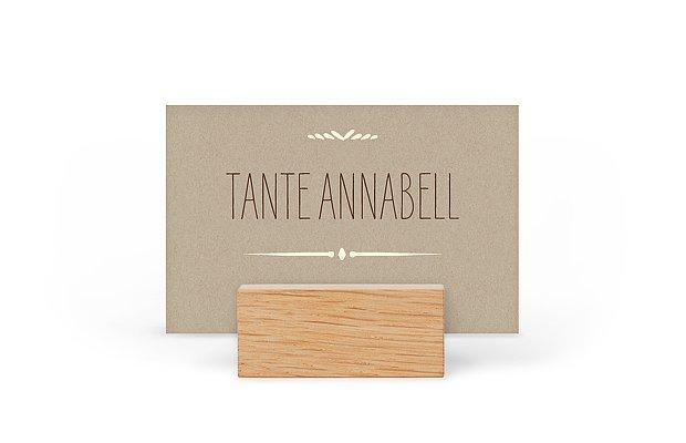 Tischkarten Zur Hochzeit Stilvolle Platzkarten Namenskarten
