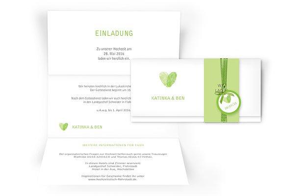 Einladungskarten Selbst Gestalten