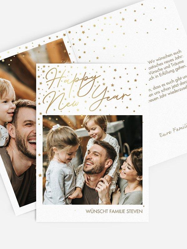 Neujahrskarten Full of Grace