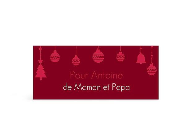 Etiquette Pour Vos Cadeaux De Noel A Personnaliser
