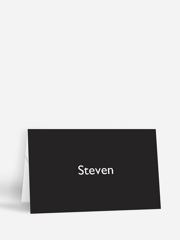 Tischkarte Geburtstag 007