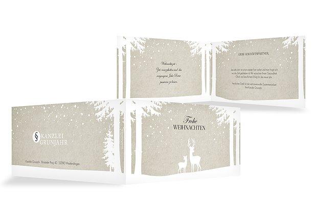 Weihnachtskarten \