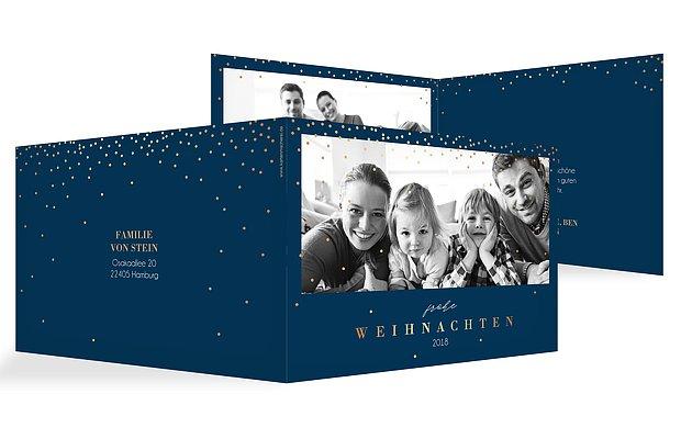 Weihnachtskarten mit Foto – ganz einfach online gestalten