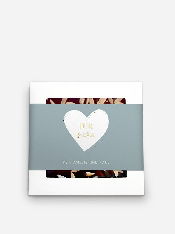 Schokolade Vatertag Für Papa