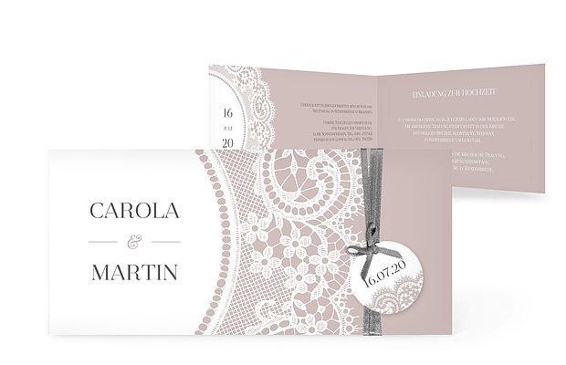 Hochzeitseinladungen drucken: Einladungskarten zur Hochzeit