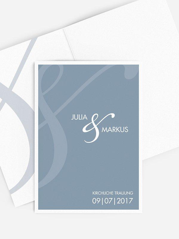 Kirchenheft Hochzeit Perfect Match