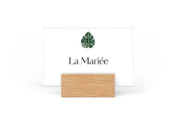 Marque place mariage couronne champ tre - Marque place mariage champetre ...