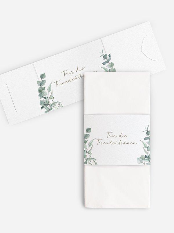 Freudentränen-Taschentücher Soft Greenery