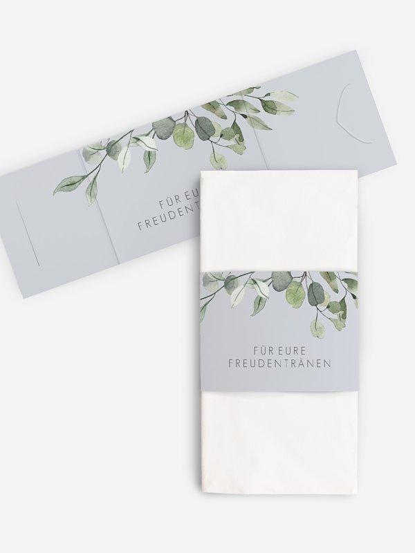 Freudentränen-Taschentücher Eucalyptus Leaves