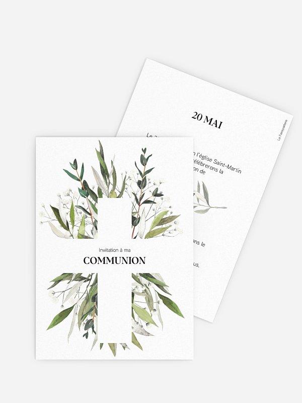 Invitation communion Italia