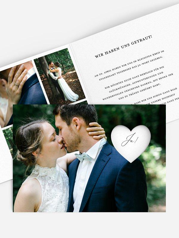 We-said-yes Karte My Dearest