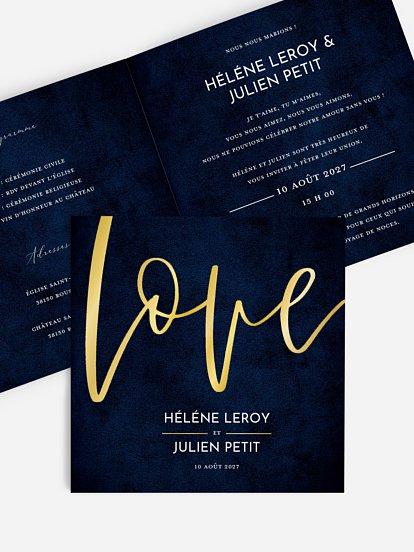 Calligraphie Love