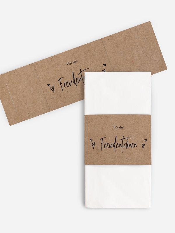 Freudentränen-Taschentücher Lasting Love