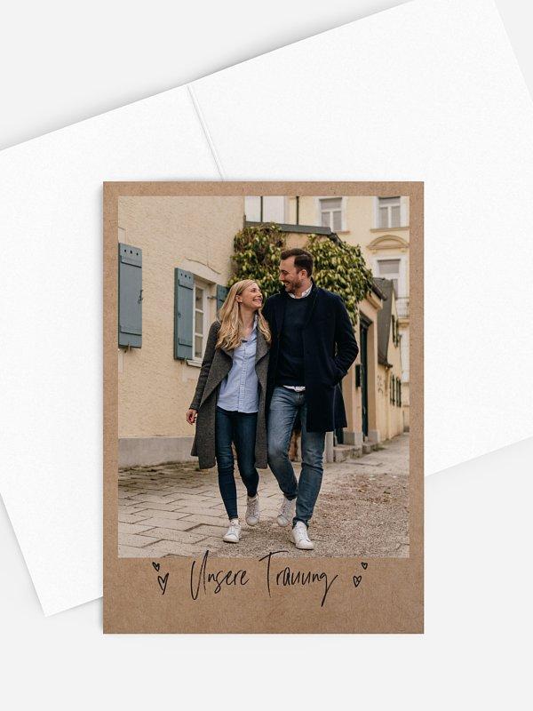 Kirchenheft Hochzeit Lasting Love